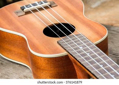 ukulele and musical