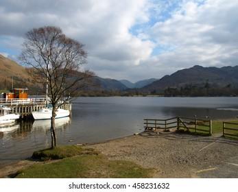 Ullswater Shoreline - England, Lake District