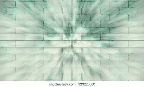 Ultra high definition Brick background