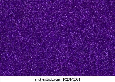 Ultra violet textured glitter background. Shiny sparkly backdrop
