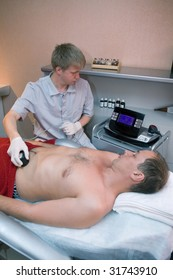 ultrasound investigation