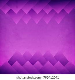 Ultraviolet geometry picture arts background illustration design.