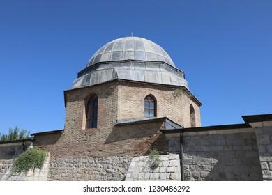 Ulu Mosque view in Battalgazi Town of Malatya Province