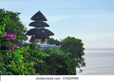 Ulu Watu is one of several important temples to the spirits of the sea along the south coast of Bali.