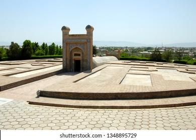 Ulugbek Observatory. Samarkand, Uzbekistan.