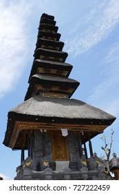 Ulun Danu Batur temple in Kintamani, Bali