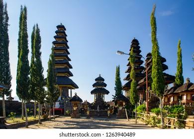 Ulun Danu Temple, Kintamani, Bangli, Bali, Indonesia