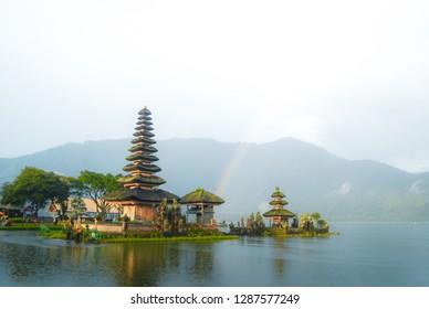 Ulundanu Temple Bali Indonesia