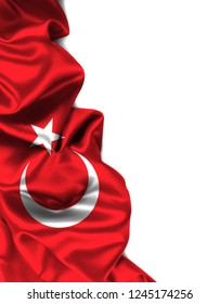 ulusal turk bayragi, national flag of turkey