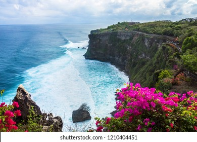 Uluwatu Temple (Pura Luhur Uluwatu) is a Balinese Hindu sea temple located in Uluwatu.