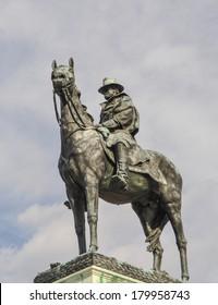 Ulysses S. Grant Memorial in Washington DC
