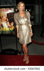 "Uma Thurman  at the ""Ceremony"" Los Angeles Premiere, Arclight, Hollywood, CA. 03-22-11"