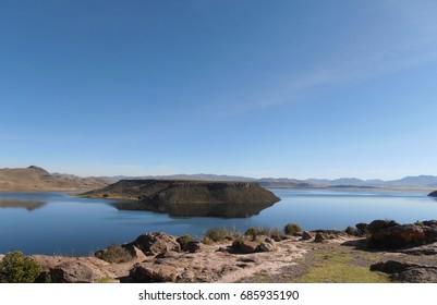 Umayo lake, Puno - Peru