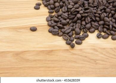 umber, burnt umber, coffee berry, coffee bean, chocolate, coffee tree, deep brown, coffee, java, On wood