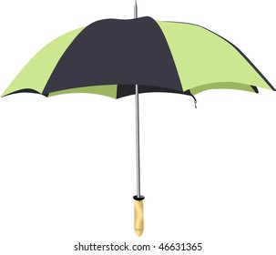 An umbrella.