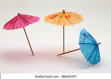 umbrella, cocktail