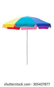 Umbrella colorful