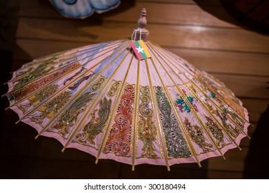 umbrella northern thailand