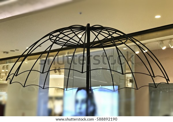 The Umbrella Structure Frame.