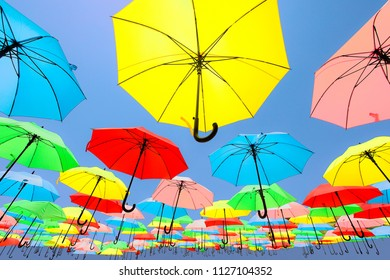 Umbrella Summe Sky