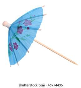 Umbrella Topical Cocktail Toothpick