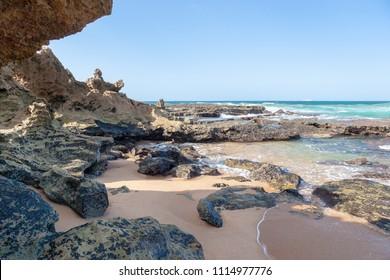 Umdloti Beach, Kwazulu Natal, South Africa