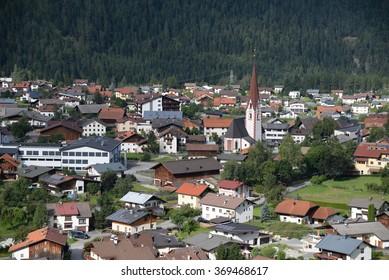 Umhausen, Austria