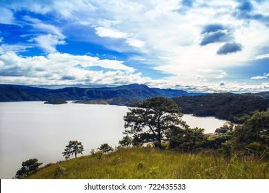Umiam Lake, Shillong, East Khasi hills, Meghalaya