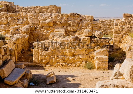 Umm Ar Rasasan Archeological Site Jordan UNESCO Stock Photo (Edit ... 3a1c13bc8