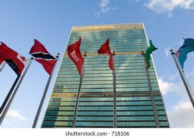 UN Headquarters in New York