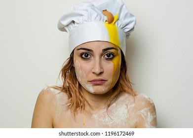 Unable Chef Girl
