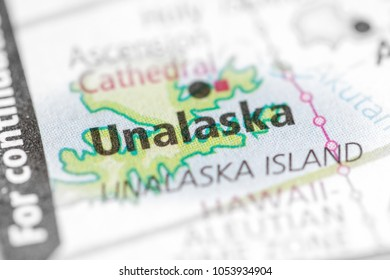 Unalaska. Alaska. USA