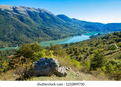 uncontaminated nature national park abruzzo italy national park abruzzo italy