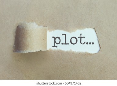 Uncovering the plot