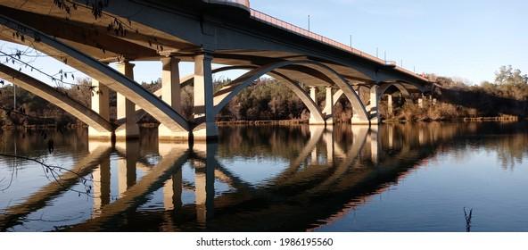under the bridge to old folsom