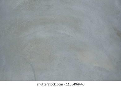 Under construction site, concrete block wall plaster.