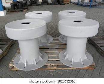 under production bolder custom for port, vessel or harbour