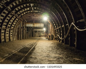 Underground coal mine