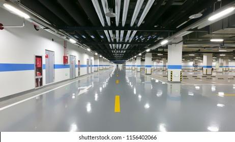 underground garage image