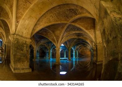 Underground hall 2