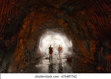 Underground Mine Surveying