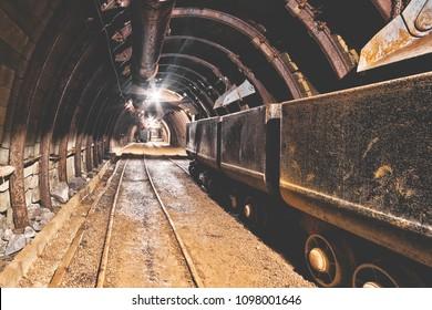 Underground system in Slovakia