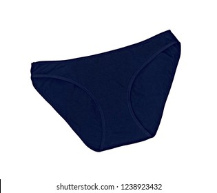 Underpants isolated on a white background