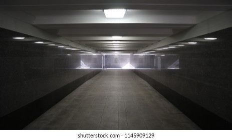Underpass in the city