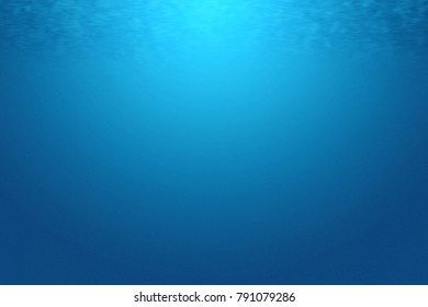 Underwater background with lights
