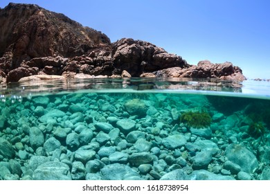 Underwater photo of The Swimming Hole, Whalers Way, South Australia