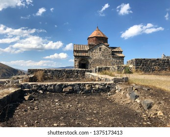 Unedited.  Photos of Sevanavank historic monastary on Sevan Island, Sevan Lake, Armenia.