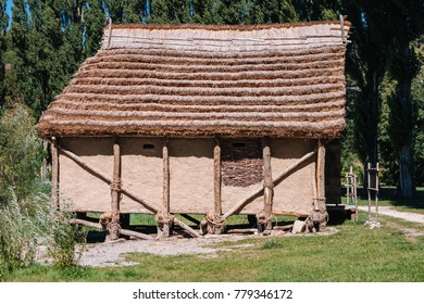 UNESCO building on lake constanz