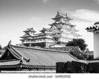 UNESCO – Himeji Castle, near Osaka, Japan