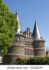 UNESCO World Heritage old town of Lübeck, Germany